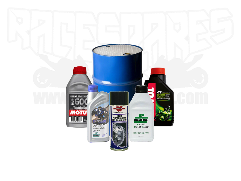 OIL/WORKSHOP CONSUMABLES