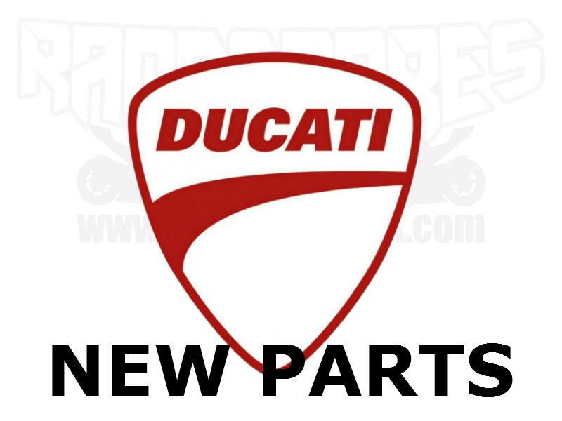 - DUCATI NEW PARTS -