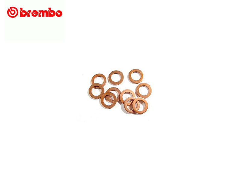 BREMBO REPLACEMENT COPPER WASHERS