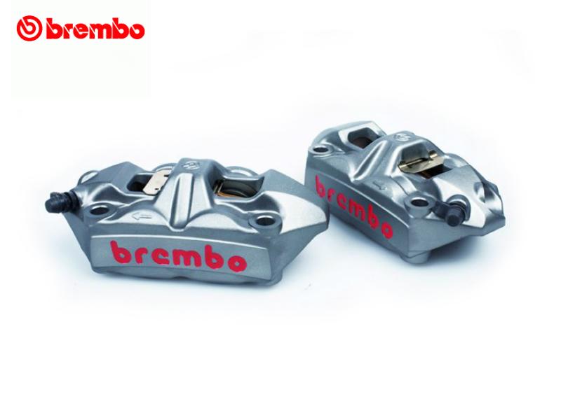 BREMBO HPK M4 RADIAL FORGED MONOBLOC CALIPER