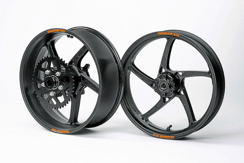 OZ WHEELS KAWASAKI ZX10R 2016 2017