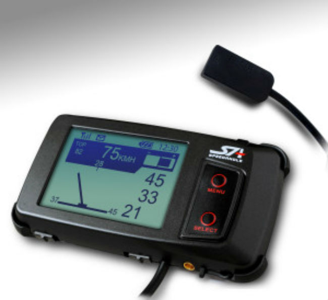 SpeedAngle GPS Lap Timer
