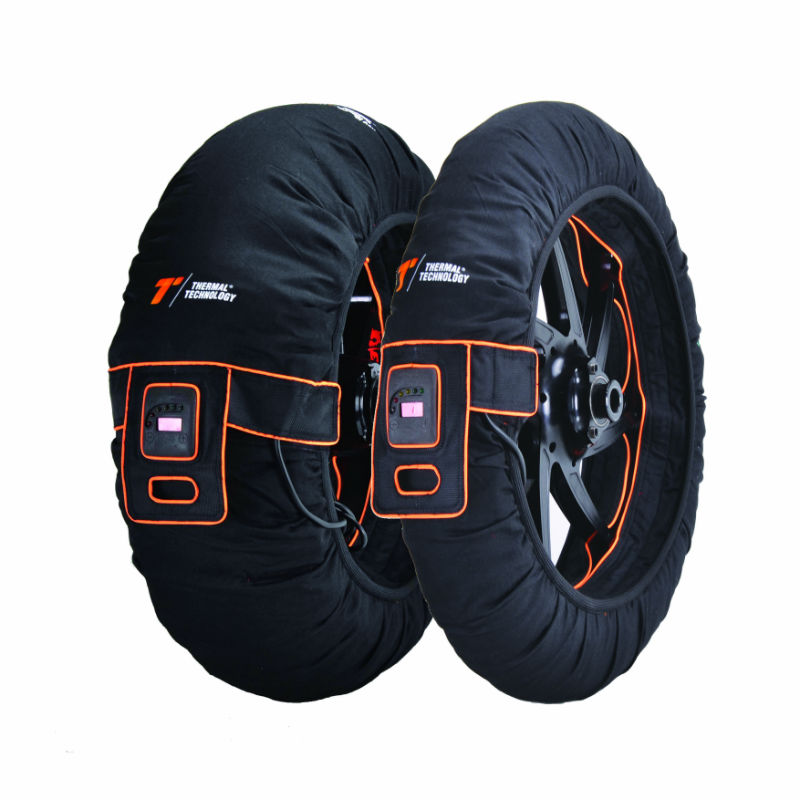 THERMAL TECHNOLOGIES EVO TRI ZONE TYRE WARMERS
