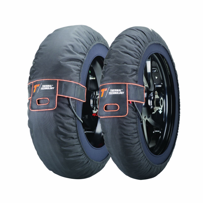 THERMAL TECHNOLOGIES PRO TYRE WARMERS