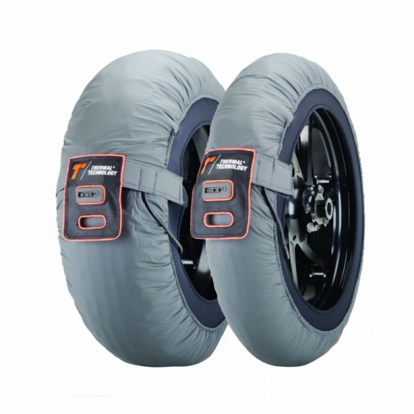 THERMAL TECHNOLOGIES RACE TYRE WARMERS