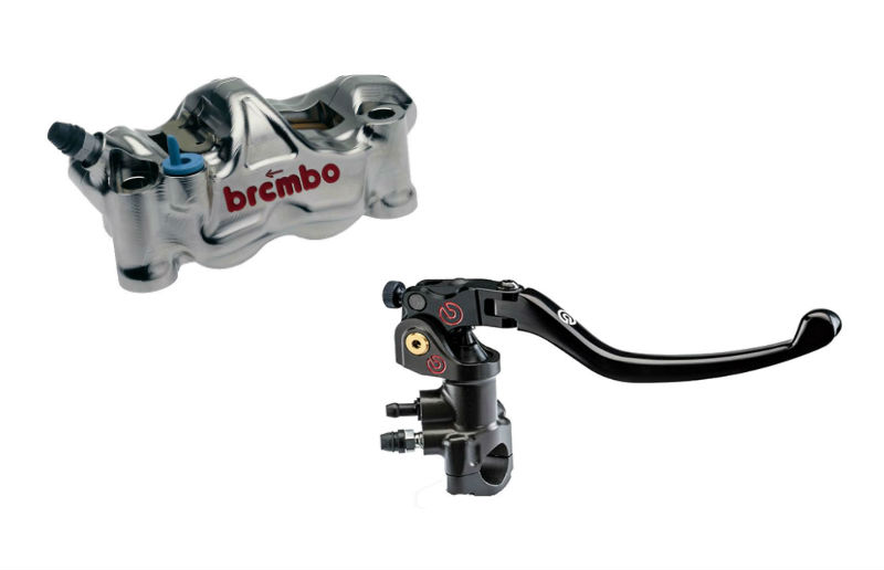 CALIPERS/MASTER CYLINDERS/BRAKE PARTS