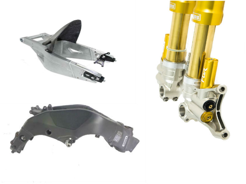 SUSPENSION/CHASSIS PARTS